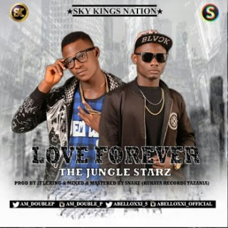 The Jungle Starz - Love Forever