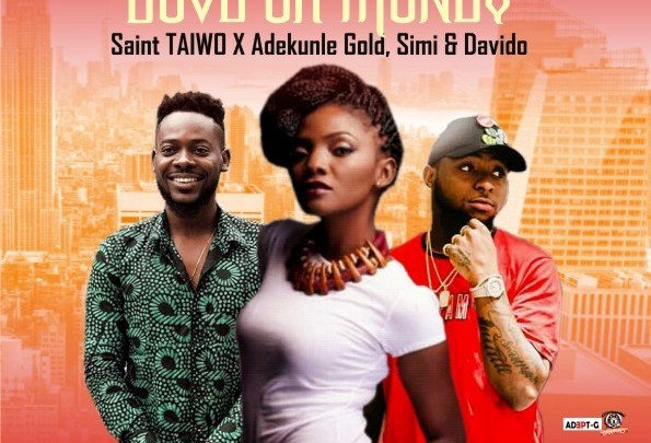 [Comedy] MC Saint Taiwo ft. Adekunle Gold, Simi & Davido – Love Or Money