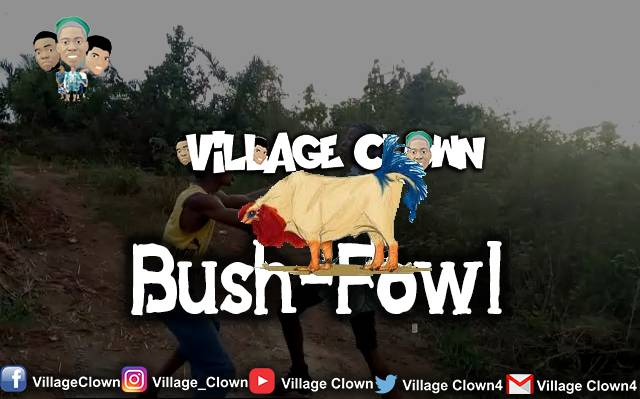 [Comedy] Village Clown – Bush Fowl