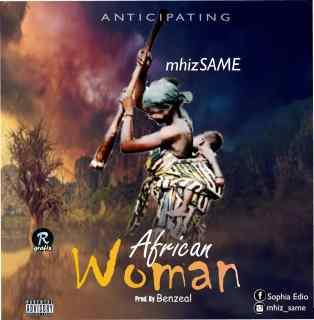 MhizSAME - African Woman