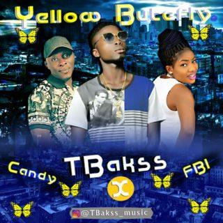 TBakss ft. Candy & FBI - Yellow Butterfly