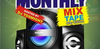 DJ Tosmight & Absharp - Soundreloaded Monthly Mixtape (May Edition)