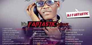DJ Fantastic - Fantastic Mixtape (Vol. 1)