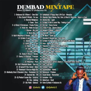 DJ Aketz - Dem Bad Mix