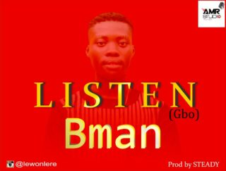 Bman - Gbo (Listen)