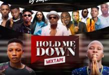 DJ Shefskillz ft. Dimexx - Hold Me Down Mixtape