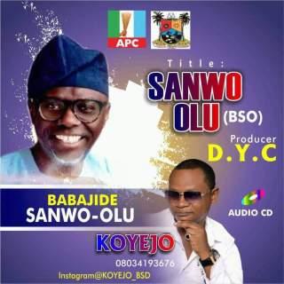 Koyejo - Vote For Sanwo-Olu (BSO)