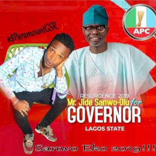 Paramount GSR - Sanwo-Olu For Lagos State Governor