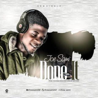 Joesami - Done It