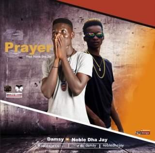 Damsy ft. Nobledhajay - Prayer