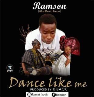 Ramson - Dance Like Me