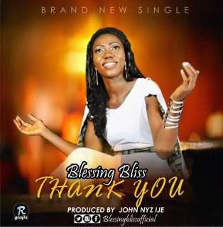 Blessing Bliss - Thank You
