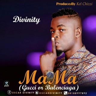 Divinity - MaMa (Gucci or Balenciaga)