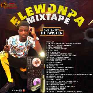 DJ Twisten - Elewonpa Mixtape