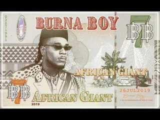 Burna Boy – African Giant
