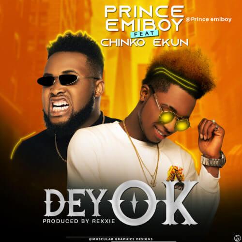 prince emiboy, chinko ekun