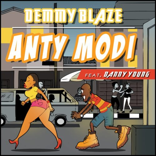demmy blaze, danny young