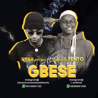 Star Prince ft. Fehintola Fento - Gbese