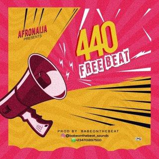 Babeonthebeat – 440 (Instrumental)