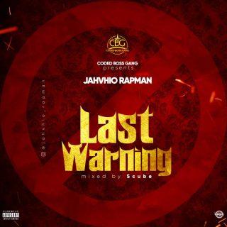 Jahvhio - Last Warning