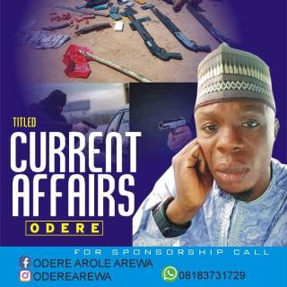 Odere - Current Affairs