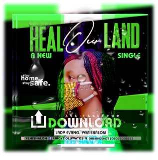 Evang. YemiShalom - Heal Our Land