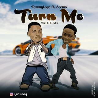 Temmytope ft. Zeemo - Turn Me