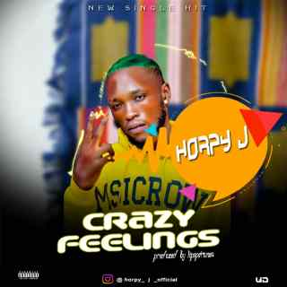 [PR-Music] Horpy J - Crazy Feelings
