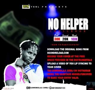 [PR-Music] Sir BJ - No Helper Challenge (Win Now)