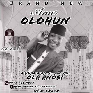 [PR-Music] Ola Anobi - Anu Olohun