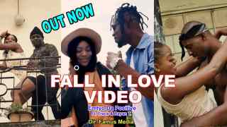 [Video] Emtyo Da Positive ft. Track & Rayan T - Fall In Love