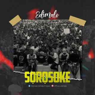 [PR-Music] Edimalo - Soro Soke