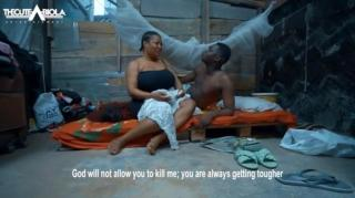 The Cute Abiola – Laderin Caught Sleeping With A Banker Wife