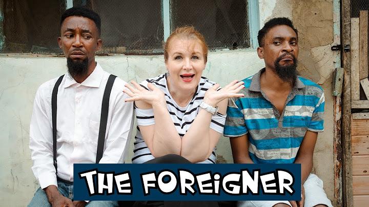 Yawaskits – The Foreigner