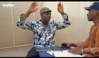 The Cute Abiola – N.U.R.TW Is In Trouble