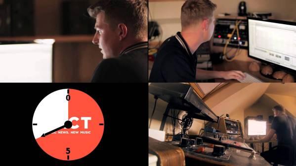 音楽は10分でここまで創れる!アーティストの制作環境と方法がよく分かるビデオ Vol.5 Addison Groove