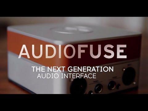 ARTURIAが豊富な入出力と操作性に優れたユニークなオーディオ・インターフェイス「AudioFuse」を発表