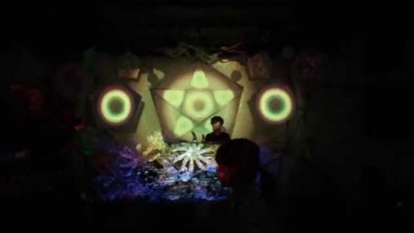 クラブイベントの新しい形。テクノロジーと音楽を融合した体験型アートエキシビジョン『ex:theory』