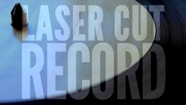 収録できる尺はたったの3分。劣化を楽しむレーザーカッターで刻まれた木製レコード。