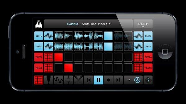 Ninja Tuneのミックス・アプリ。Ninja Jamm