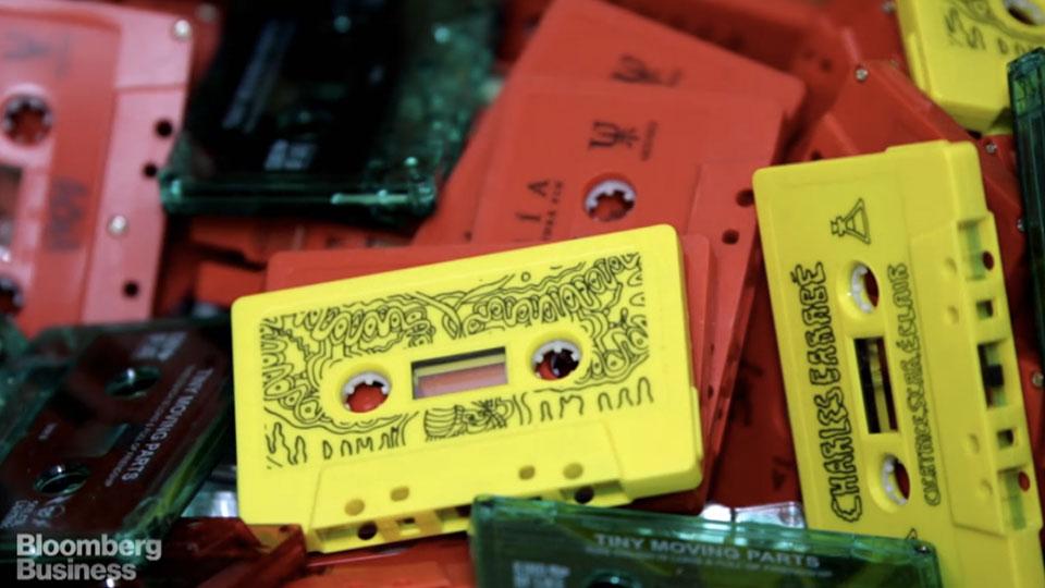last-cassette-factory