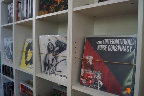 vinyldisplay