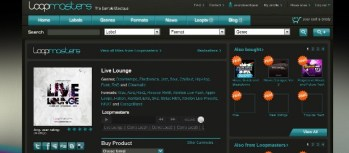 Live Lounge RnB samples from Loopmasters