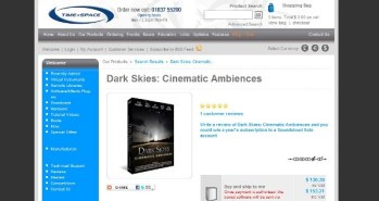 Dark Skies: Cinematic Ambiences review