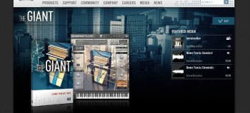 Native Instruments The Giant piano library review