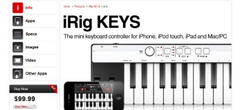 IK Multimedia iRig Keys and iLectric Piano review
