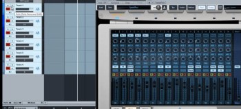 Arturia SparkLE multiple output routing and tracking in Studio One v2