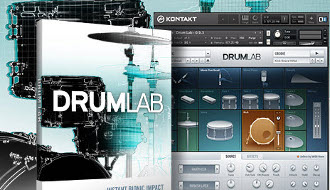 Boom and Bap: Native Instruments Drumlab Review