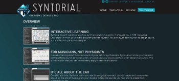 Syntorial interactive synthesizer tutorial review