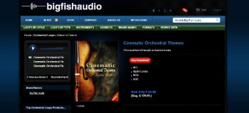 Big Fish Audio Cinematic Orchestral Themes review